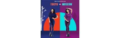 Tokyo & Moscow