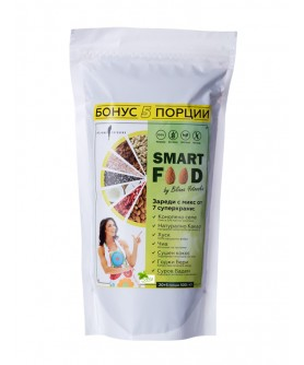 SMART FOOD /Какао и кокос/ with Stevia 400g + 100gr Bonus