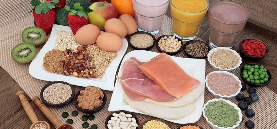 Консумация на храни, богати на протеини!